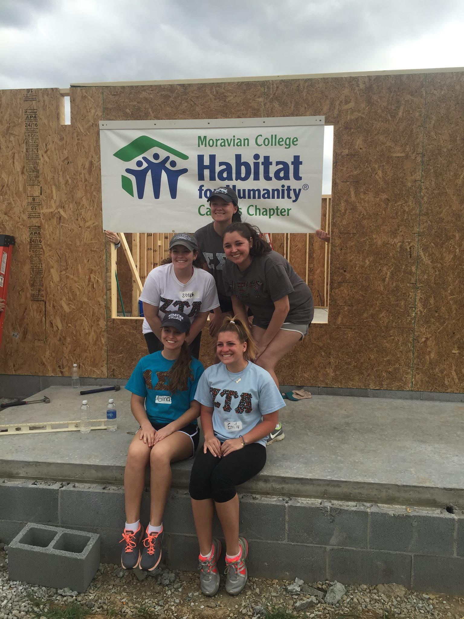 Habitat for Humanity Alternative Spring Break Team Leader – Decatur, Alabama
